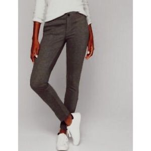 Athleta Charcoal Slim Fit Ankle Pants